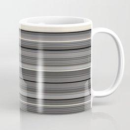 Decorative Modern GreyTaupe Clean Lines Coffee Mug