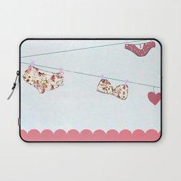 UNDERWEAR LOVE: LINGERIE Laptop Sleeve