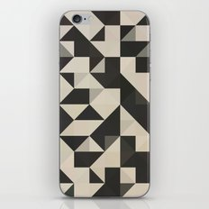 color story - B&W iPhone & iPod Skin
