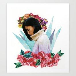 Bloom #4 Art Print