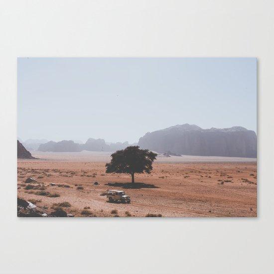 Wadi Rum II Canvas Print