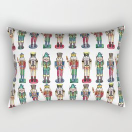 The Nutcracker Prince Pattern Rectangular Pillow