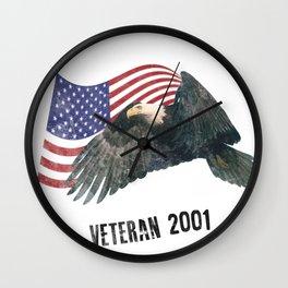 OEF Afghanistan Veteran Operation Enduring Freedom Wall Clock