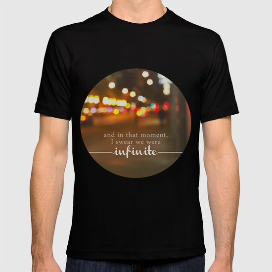perks of being a wallflower - we were infinite T-shirt