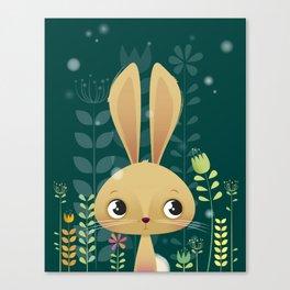 Bunny! Canvas Print