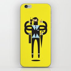 Back to Business iPhone & iPod Skin