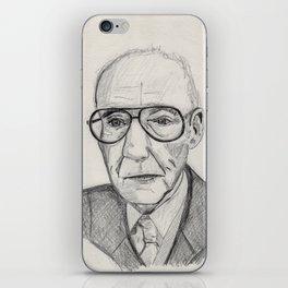 William S. Burroughs iPhone Skin