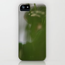 [4] Dancing people, dance, shadows, hands and plants, blurred photography, artistic, forest, yoga iPhone Case