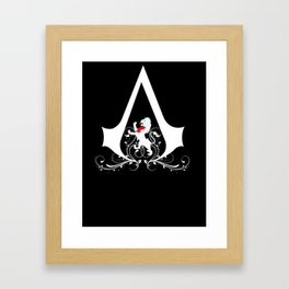 Talbot Family Assassin  Framed Art Print