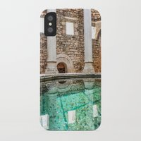 arab iPhone & iPod Cases featuring Arab Baths | Girona, Spain by LB_M