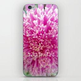Exploding Polen iPhone Skin