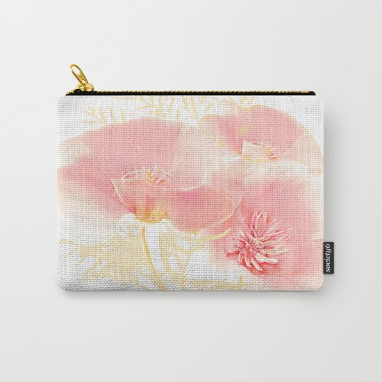 Poppies(gentle) Carry-All Pouch