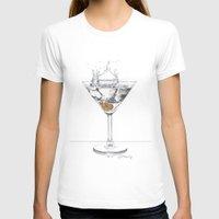 martini T-shirts featuring Martini by Giorgio Arcuri