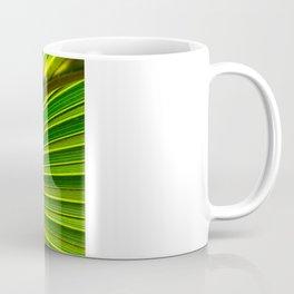 Green Burst Coffee Mug