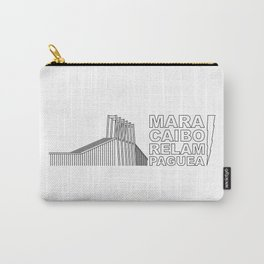 Maracaibo Relampaguea Carry-All Pouch