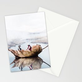 Autumn is Coming Stationery Cards