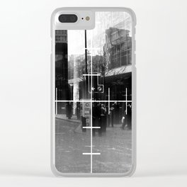Targets Clear iPhone Case