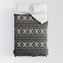 ADOBO MUDCLOTH DARK Comforters