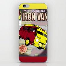 Iron Van iPhone & iPod Skin