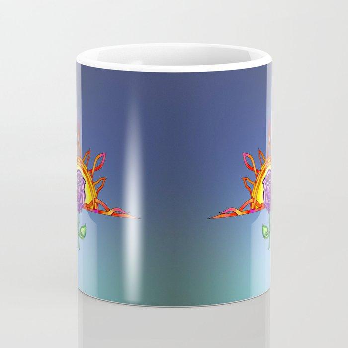 Royal Tudor's Sunrise Coffee Mug