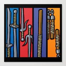Four Humors Canvas Print