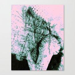 Aliena Attacks Spellcaster II Canvas Print