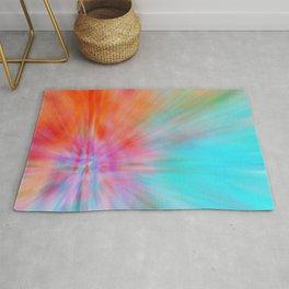 Abstract Big Bangs 002 Rug
