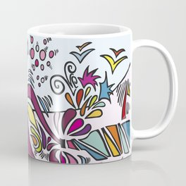 Bacchus' Creation Coffee Mug