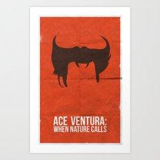 Ace Ventura: When Nature Calls Art Print
