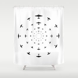 All-Time High Shower Curtain