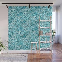 Moroccan vector pattern Wall Mural