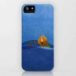 from The Urchin's Fellowship featuring Brother Changurro  iPhone Case