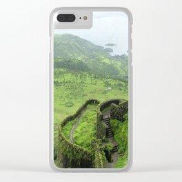 Salalah Oman 9 Clear iPhone Case
