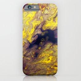 Lemon Fire iPhone Case