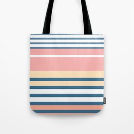 Bronte Stripe Tote Bag