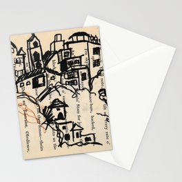 Wiggly Woggly Town Stationery Cards