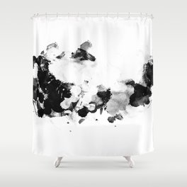 Get Up Shower Curtain
