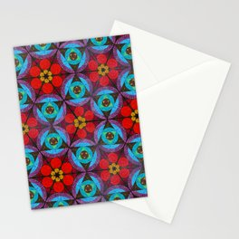 Kaleido Infinitum Stationery Cards