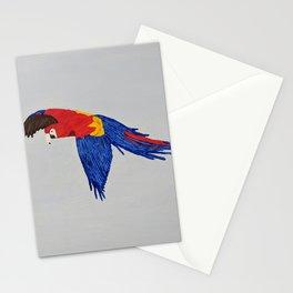 Macaw Stationery Cards