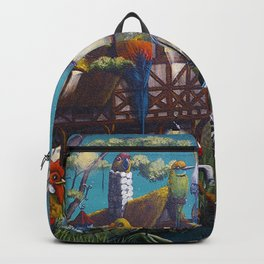 Magical Swamps Backpack