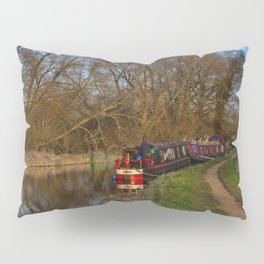Living On The Kennet and Avon Canal Pillow Sham