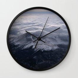 Earth XIII Wall Clock