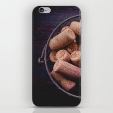 All Corked Up iPhone & iPod Skin