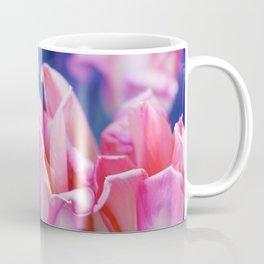 Tulip Dreams in Soft Rose Coffee Mug