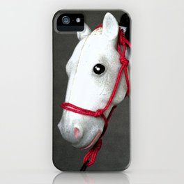 Old Gray Mare iPhone Case