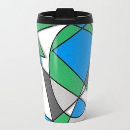 Abstract #83 Travel Mug
