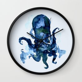 Oceanic Octo Wall Clock