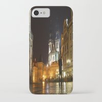prague iPhone & iPod Cases featuring Prague by lularound