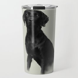 Trixi the Lab Travel Mug