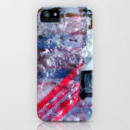 Striking matchstick iPhone Case